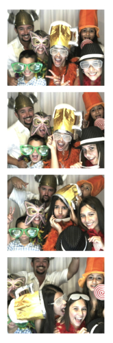 Party rental photo booth