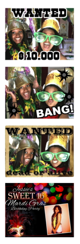Photo booth party rent Miami Florida